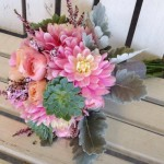avant-garde florist vendor Sequim Wedding Venue Troll Haven Castle