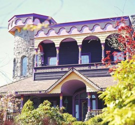 The Gate Keepers Castle Vacation Rental Sequim 10