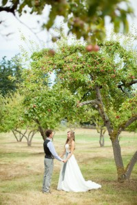 The Antique Orchard Wedding